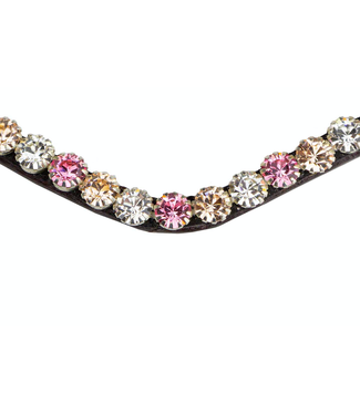 Ps Of Sweden Browband Big Pink Bloom