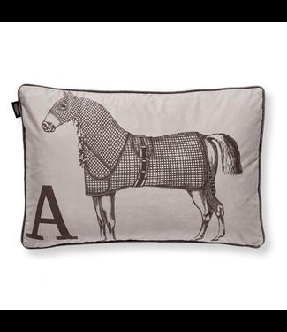 Adamsbro Kudde Horse Taupe/Beige
