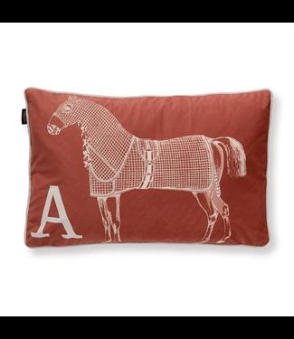 Adamsbro Kudde Horse Orange/Off-w