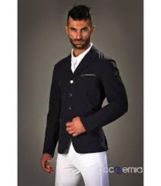 Accademia Italiana ACCADEMIA ITALIANA MEN'S COMPETITION JACKET - NIGHT