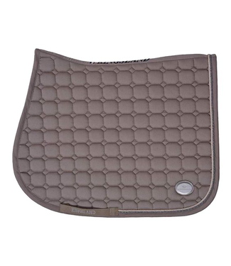 Kingsland Las Flores Saddle Pad With Coolmax Jumping Pony Beige