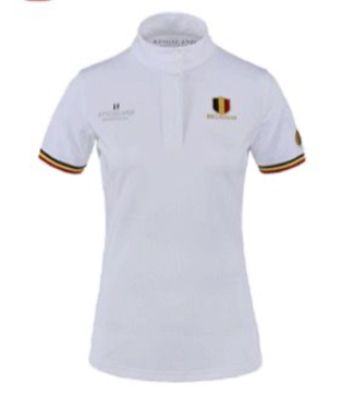 Kingsland Geel Equibel Ladies Show Shirt