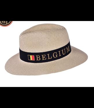 Kingsland Eeklo Equibel Unisex Straw Hat