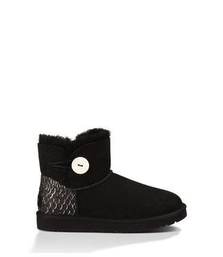 Ugg Mini Bailey Button Perla