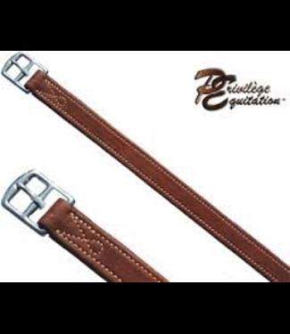 Privelege Equitation Double stirrup leathers