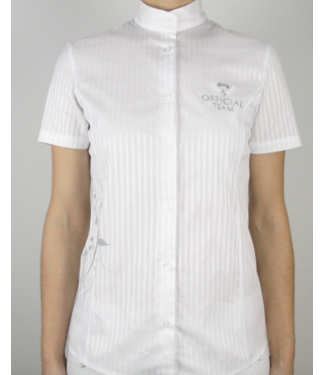 GPA FLOW LADY SHORT SLEEVE EMBR.