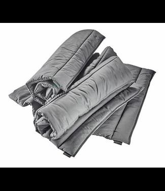 Equiline Cotton Quilted Leg Wraps 4 pcs