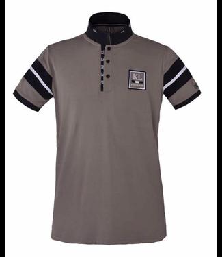 Kingsland Javier Mens Tec Pique Polo Shirt