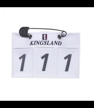 Kingsland Number Plate