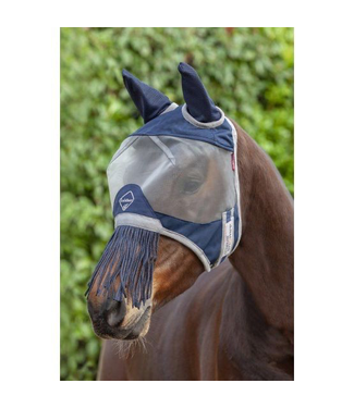 Le Mieux Armor Shield Fly Protector Defender Mask (Ears & Nose Fringe)