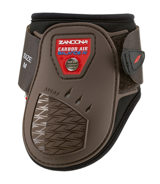 Zandona Carbon Air  Balance Junior Fetlock Black