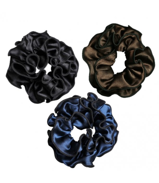 SD SATIN SCRUNCHIE