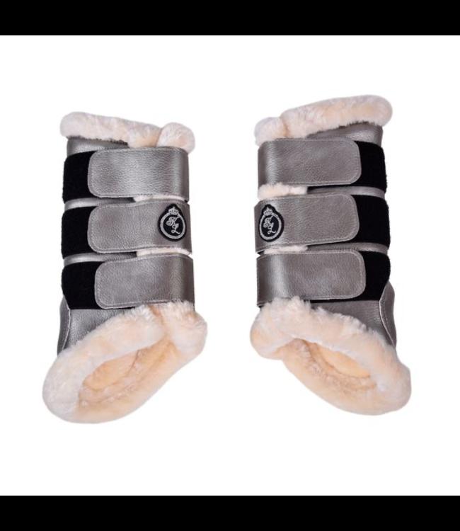Kingsland Barels Front and Bevil Back Protection Boots (set van 4)
