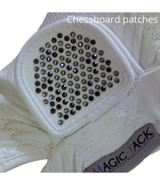 Magic Tack Patches, schaakbord