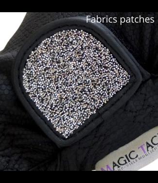 Magic Tack Patches, Fabrics