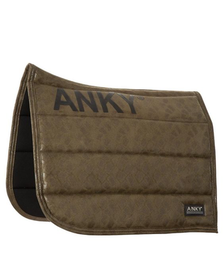 Anky Dressuur Pad Snake Olive Green