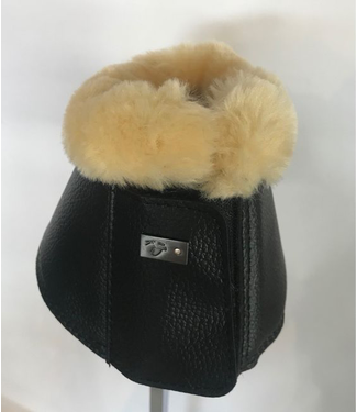 Catago Bell Boots Faux Fur