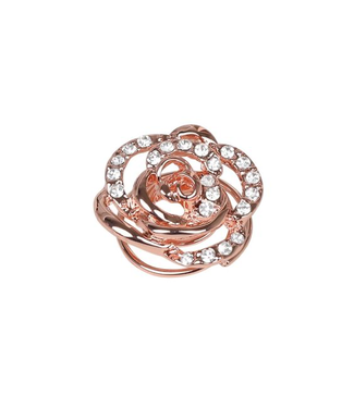 SD DIAMOND ROSE HAIR TWISTER. ROSE GOLD