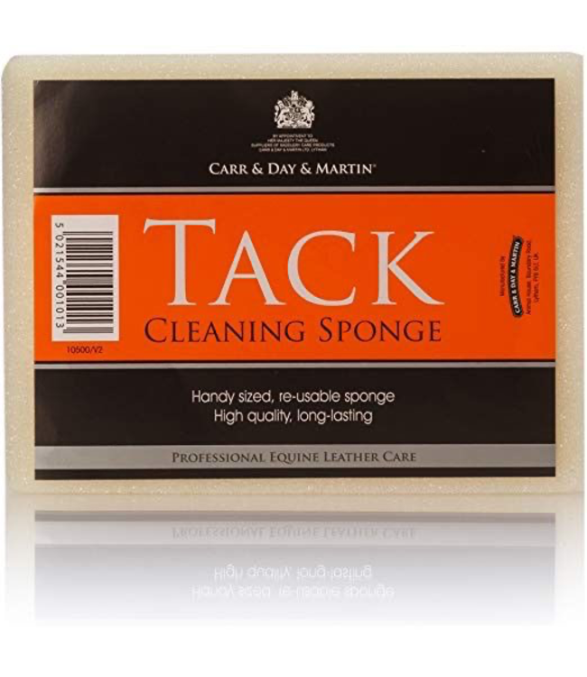 Carr&day&martin Tack cleaning sponge - small