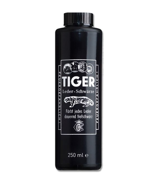 Tiger TIGER LEATHER - BLACKING