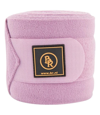 BR Fleece Bandages Passion Very Grape