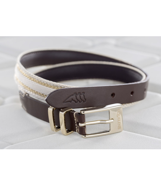 Equiline WOMAN KNITTED BELT KIAN