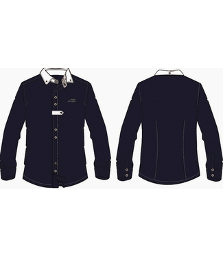Equiline MAN COMP. SHIRT LONG SLEEVE FRED