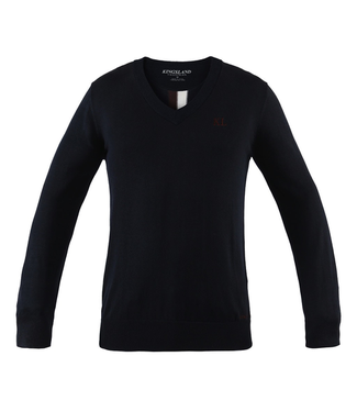 Kingsland Timber, knitted mens sweater