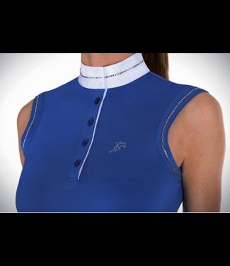 Anna Scarpati Polo Donna Coreana 1/2 sleeves