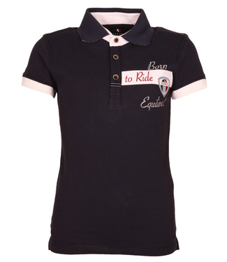 Equiline BOY POLO LEISURE WEAR S/S GALEM