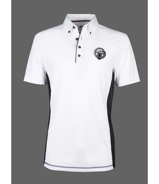 Equiline Zac Boy Competition Polo Shirt