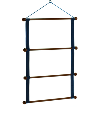 Equiline Wooden rack 3co