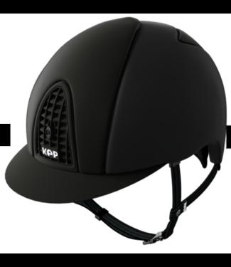 KEP Cromo Mat Black - Black Grid - Size L