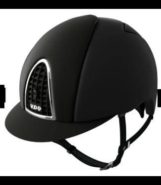 KEP Cromo Textile Black, Black grid, Black strap