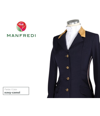 Manfredi Manfredi Detachable Ladies Show Jacket