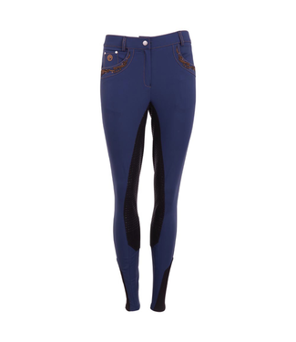 Anky Breeches Punched Leather FLS XR16003