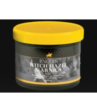 Lincoln Lincoln Witch hazel & arnica gel