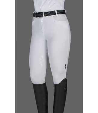 Equiline Womenshalf Grip Breeches Woodpecker