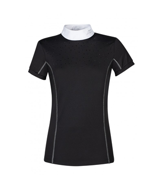 Equiline Women's competition Polo Shirt Short Sleeve Pitas