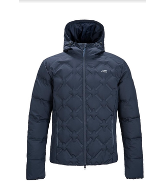 Equiline Men's Down Bomber Jacket Calvin