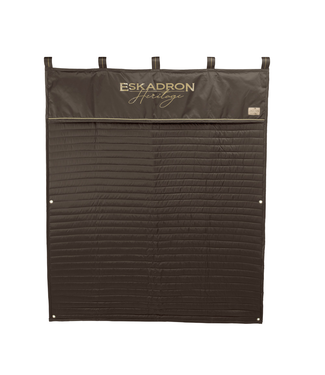 Eskadron Stable Curtain GLOSSY<br /> Blackmocca