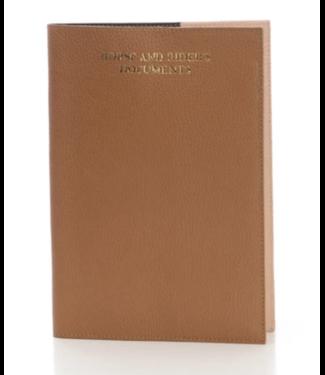 MaKeBe Leather Passport Holder
