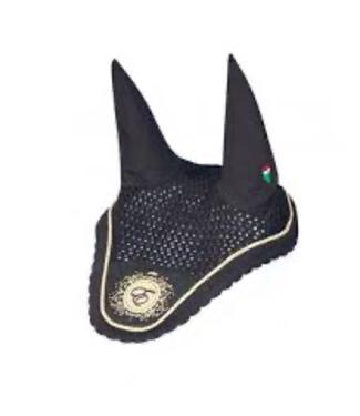 Equiline Golden horse ear net Melany