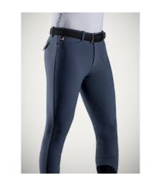Equiline Men's Knee Patch Breeches Grafton