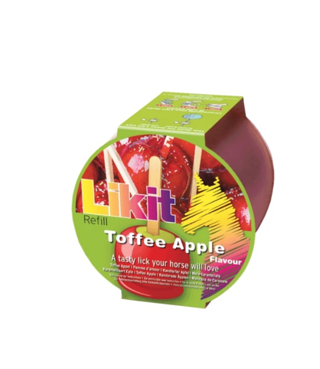 Likit Toffe Apple 650gr