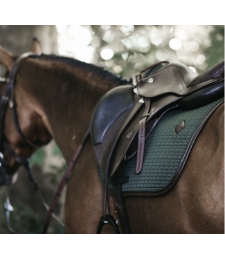 Kentucky SADDLE PAD COLOR EDITION LEATHER