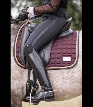 Equito Saddle Pad - Plum Rose Gold VS