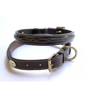 Dy'on Square Raised Fancy Dog Collar