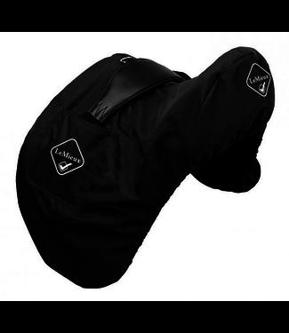 Le Mieux LMX Prokit Dressage Saddle Cover Black