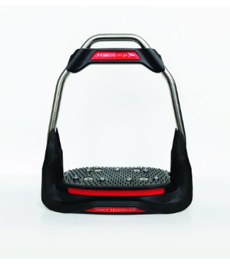 Freejump Stirrup AirS Straight Eye Red